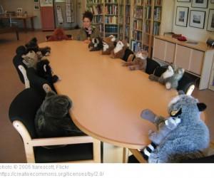 ¿Consejo asesor u organización que aprende?