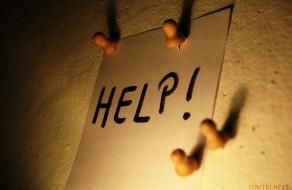 Help!. Photo Credit: Dimitri N.